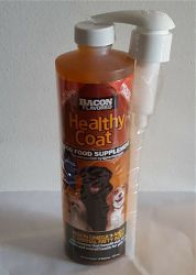HealthyCoat Pet Vitamins for Dogs - 1 Pint