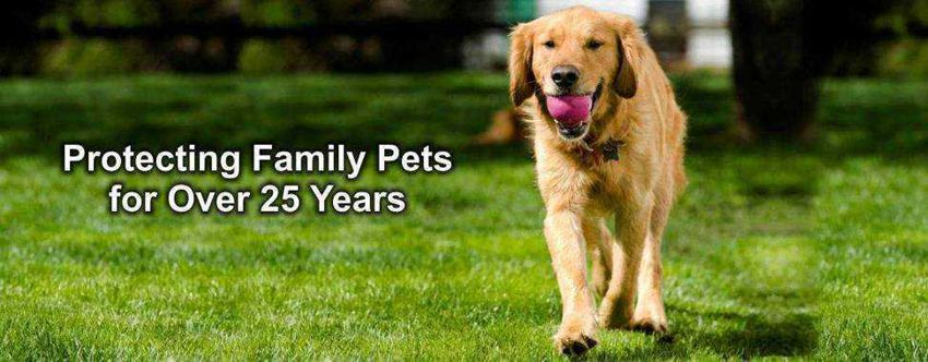 Protecting Family Pets for Over 25 Years